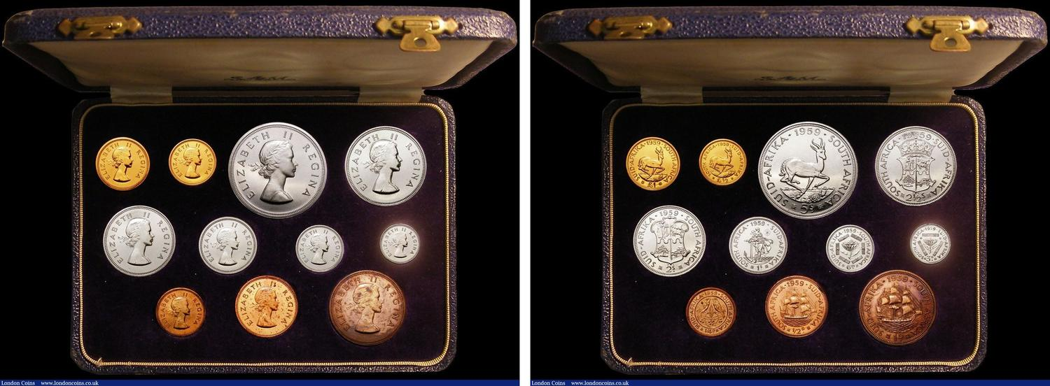 End of WWII 50th Anniversary 1995 Australian PROOF set TOP  set and good box