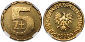 NumisBids: Gabinet Numizmatyczny D. Marciniak Auction 9 (5-11 Oct 2019)