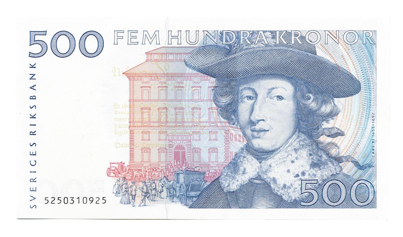 500 Sek