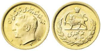 Dating iranska mynt
