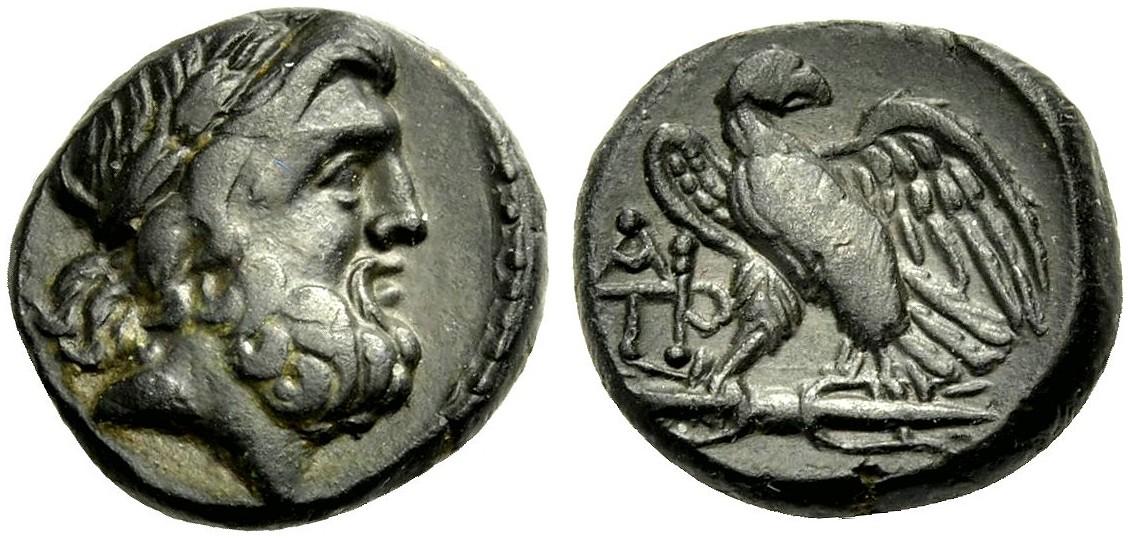 Numisbids Münzen Medaillen Gmbh Auction 43 Lot 75 Griechische