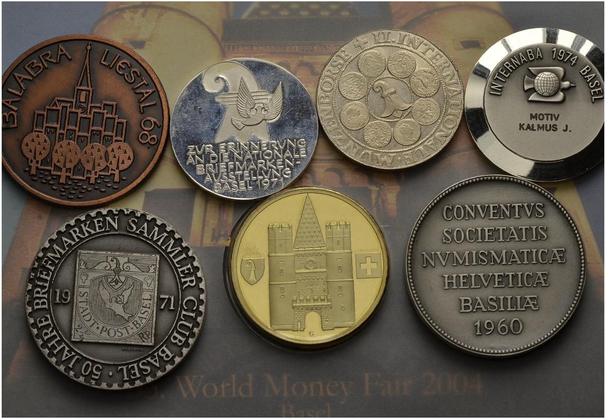 Numisbids Münzen Medaillen Gmbh Auction 43 Lot 923 Europäische