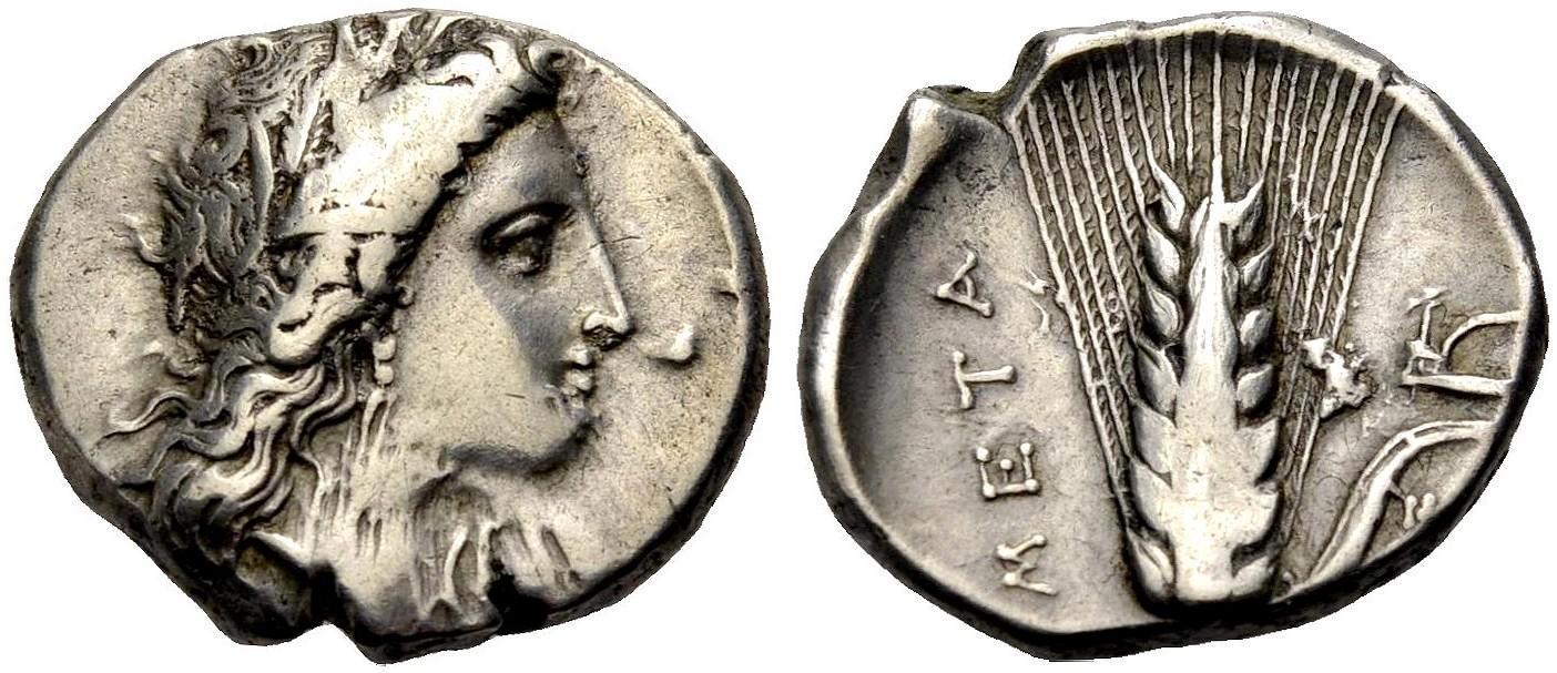 Numisbids Münzen Medaillen Gmbh Auction 46 Lot 11 Lukanien