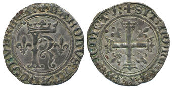 Bohemond Iii 1163 Principality Of Antioch Billon Denier Coin Sale Price Crusader States