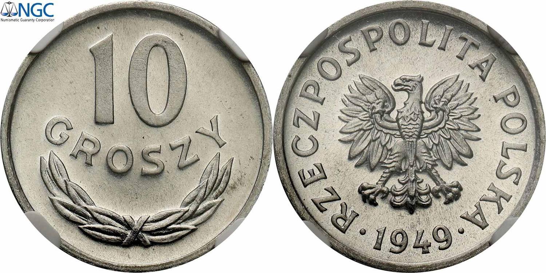 1 groszy 1949 цена ценные монеты рубли ссср и их стоимость