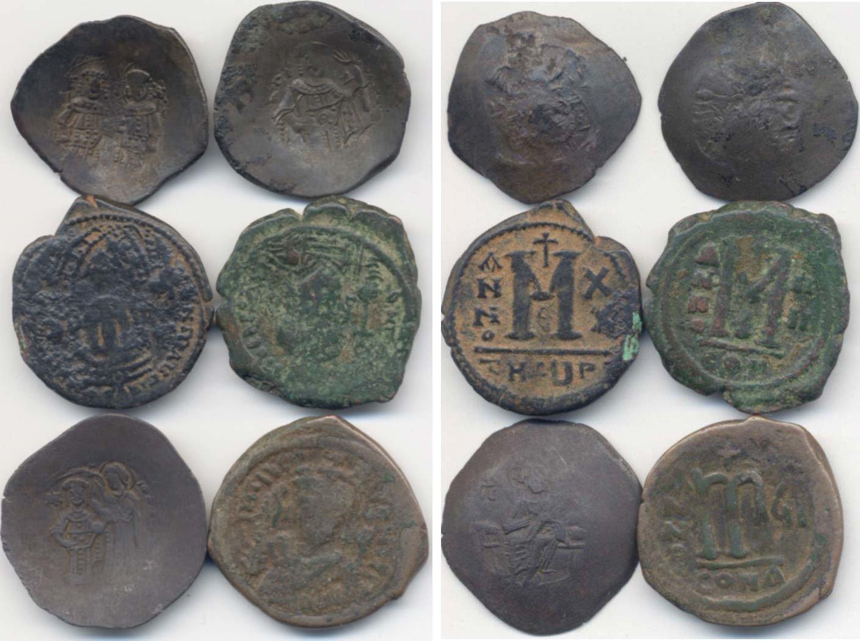 8832c5b59b NumisBids: Nomisma Spa E-Auction 9 (24 Mar 2019): Byzantine coins