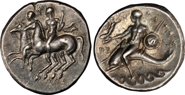Taras, dolphin, elephant | Coin Talk