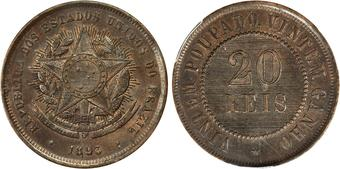Coins 16 1889 Very Fine Bronze 1889 1 Cent Victoria Glorious Straits Settlements Km-number