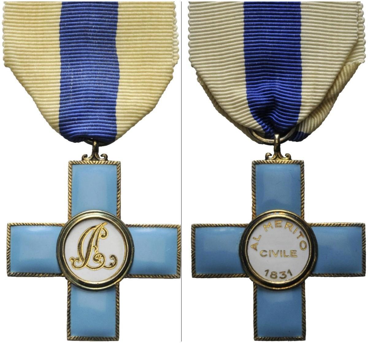 Numisbids numismatica ranieri s r l auction 10 lot 226 - Decorazioni italiane ...