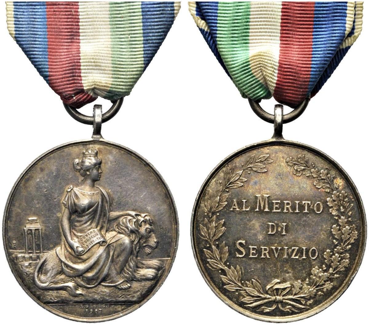 Numisbids numismatica ranieri s r l auction 10 12 - Decorazioni italiane ...