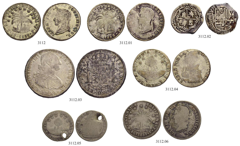 Numisbids Sincona Ag Auction 51 Part 2 Lot 3112 Bolivien Lot