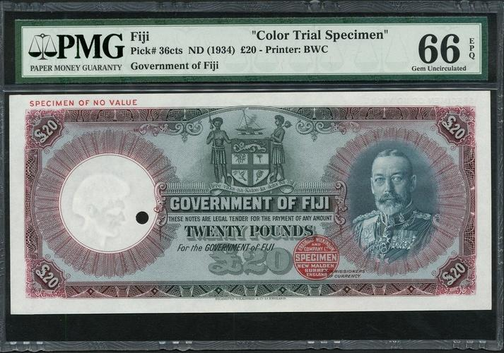 NumisBids: Spink Auction 19030 (17 Apr 2019): Fiji