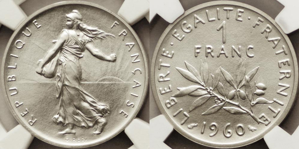 Numisbids Spink Taisei Nov 2017 Auction Lot 69 France Pifort