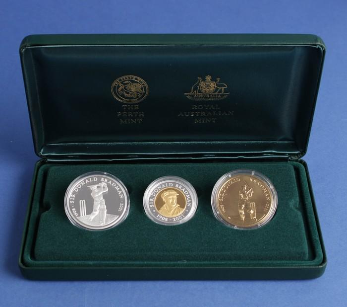 2013 Australian Two Coin Proof Set $1 and 20c International Year of Mining