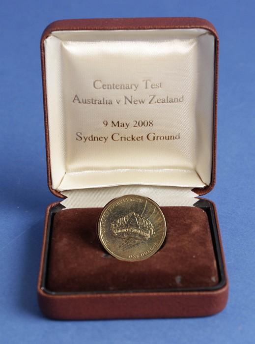 "$1 /"" Kookaburra /""  2011 Air Series Australian One Dollar Coin UNC in card"