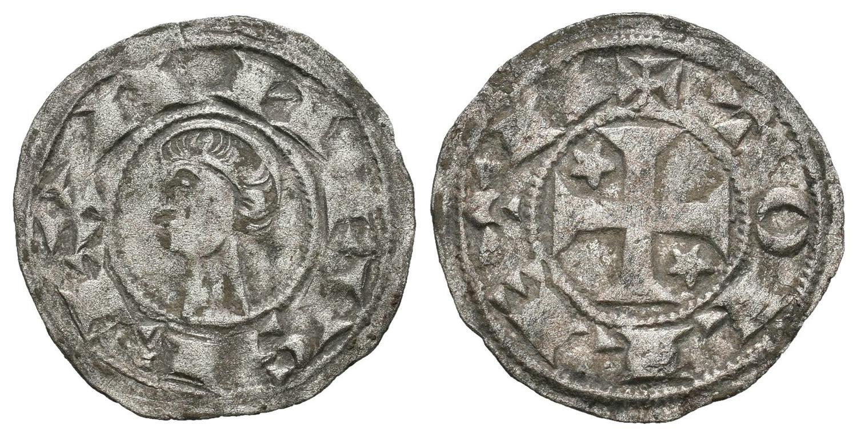 Dinero pepión de Alfonso VIII. Image04010
