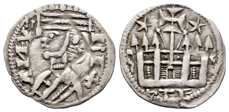 Dinero burgalés de Alfonso VIII. * - * Image01019
