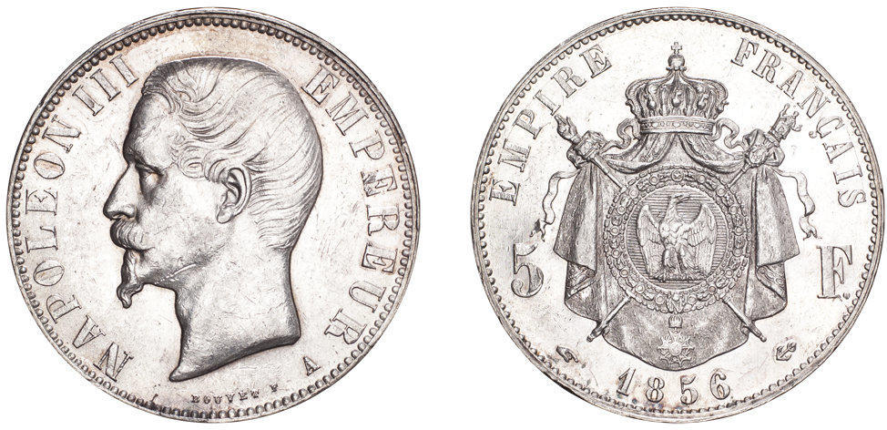 NumisBids: The Coin Cabinet Auction 7 (7 Oct 2018): France