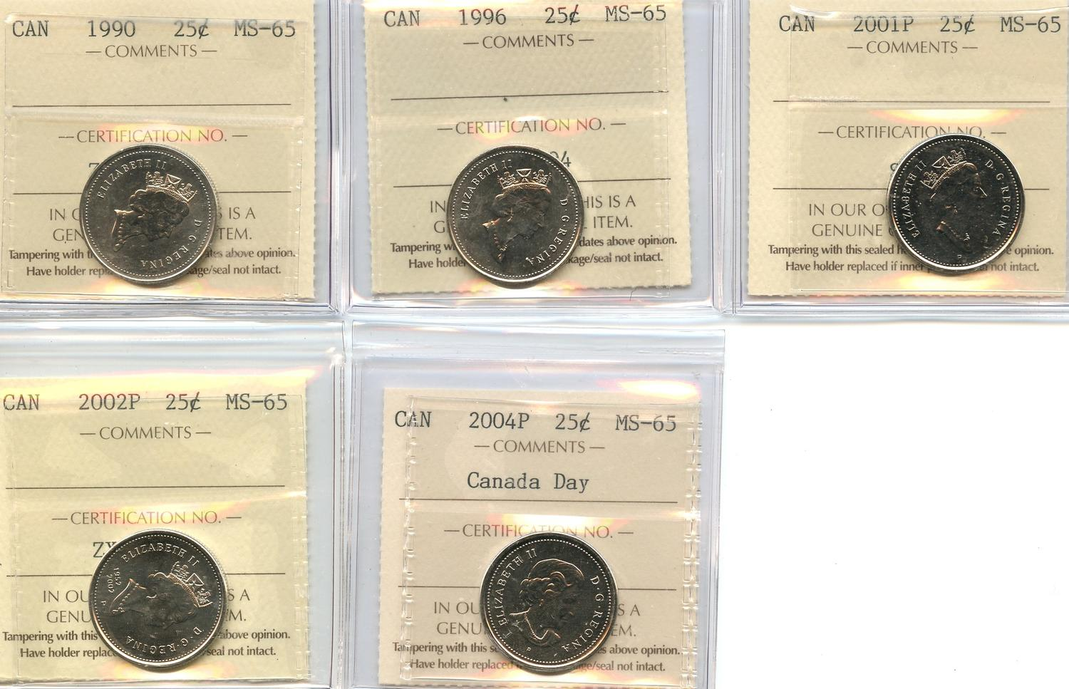 NumisBids: The Canadian Numismatic Company Auction 160 (26-29 Oct 2018)
