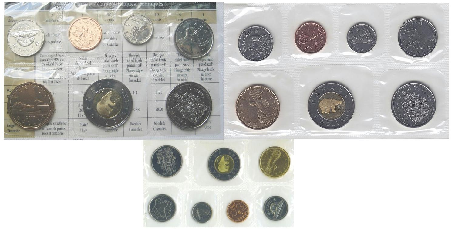 10-cents RCM Uncirculated 2000-w Proof Like