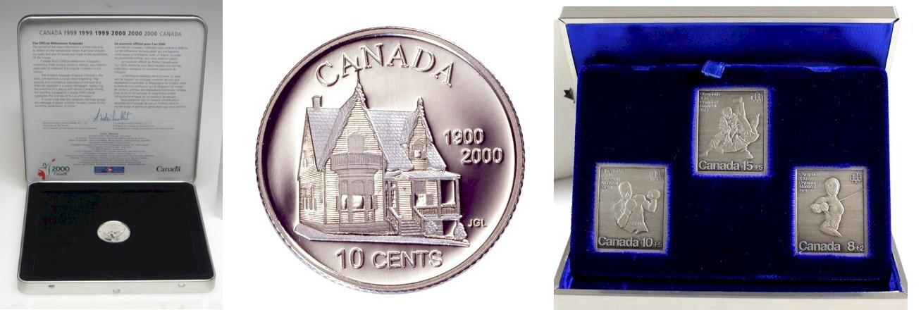 Canada 2013 $20 Pure Silver Coneflower and Venetian Glass Butterfly Proof.1792