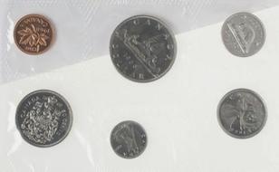 Loon $1 RCM 1998-w Proof Like Uncirculated