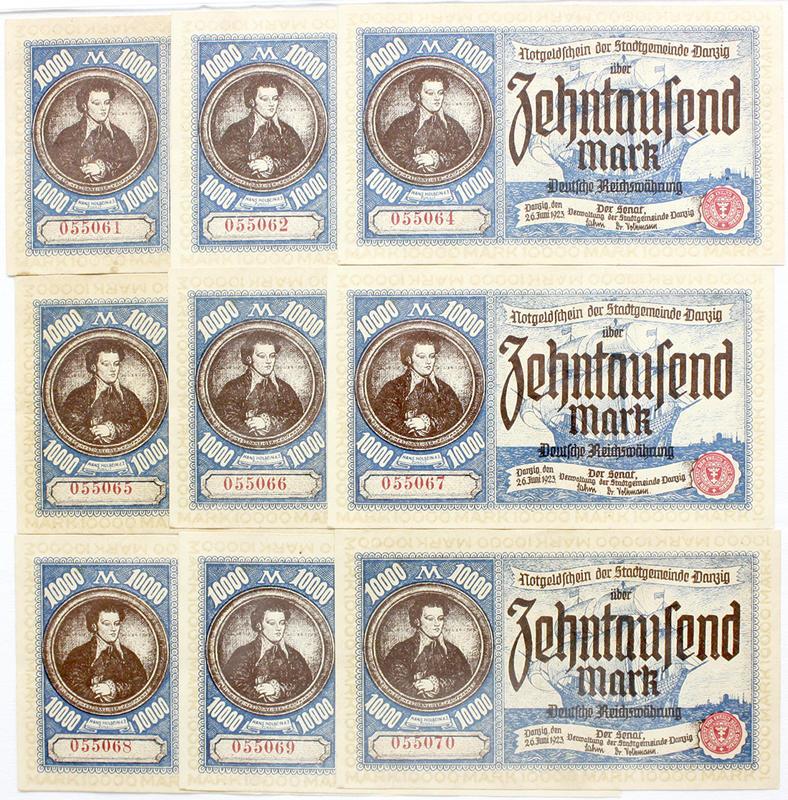 NumisBids: Teutoburger Münzauktion GmbH Auction 110 (8-9 Sep 2017 ...