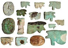 Primeros amuletos de la Historia