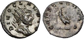 CONSECRATIO de Claudio II Thumb03152