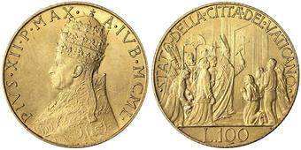 FDC VATICANO 200 Lire 1988 2.600