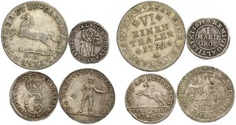 Numisbids Wag Online Ohg Auction 33 8 December 2013 Lots