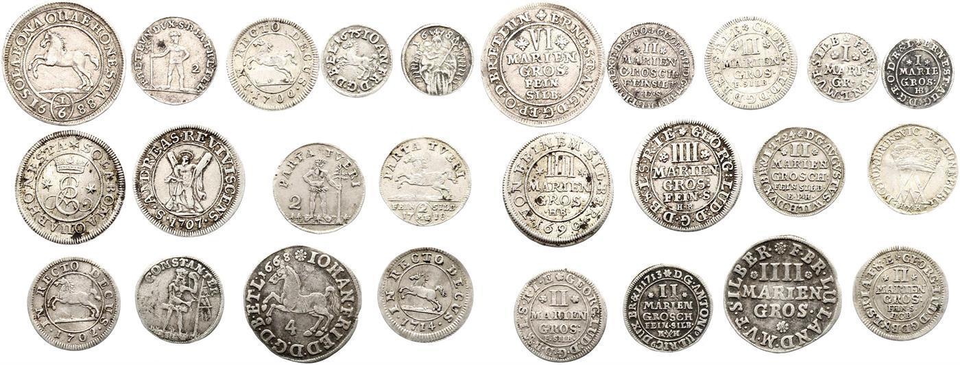 Numisbids Wag Online Ohg Auction 93 Lot 1266 Deutsche Münzen Bis