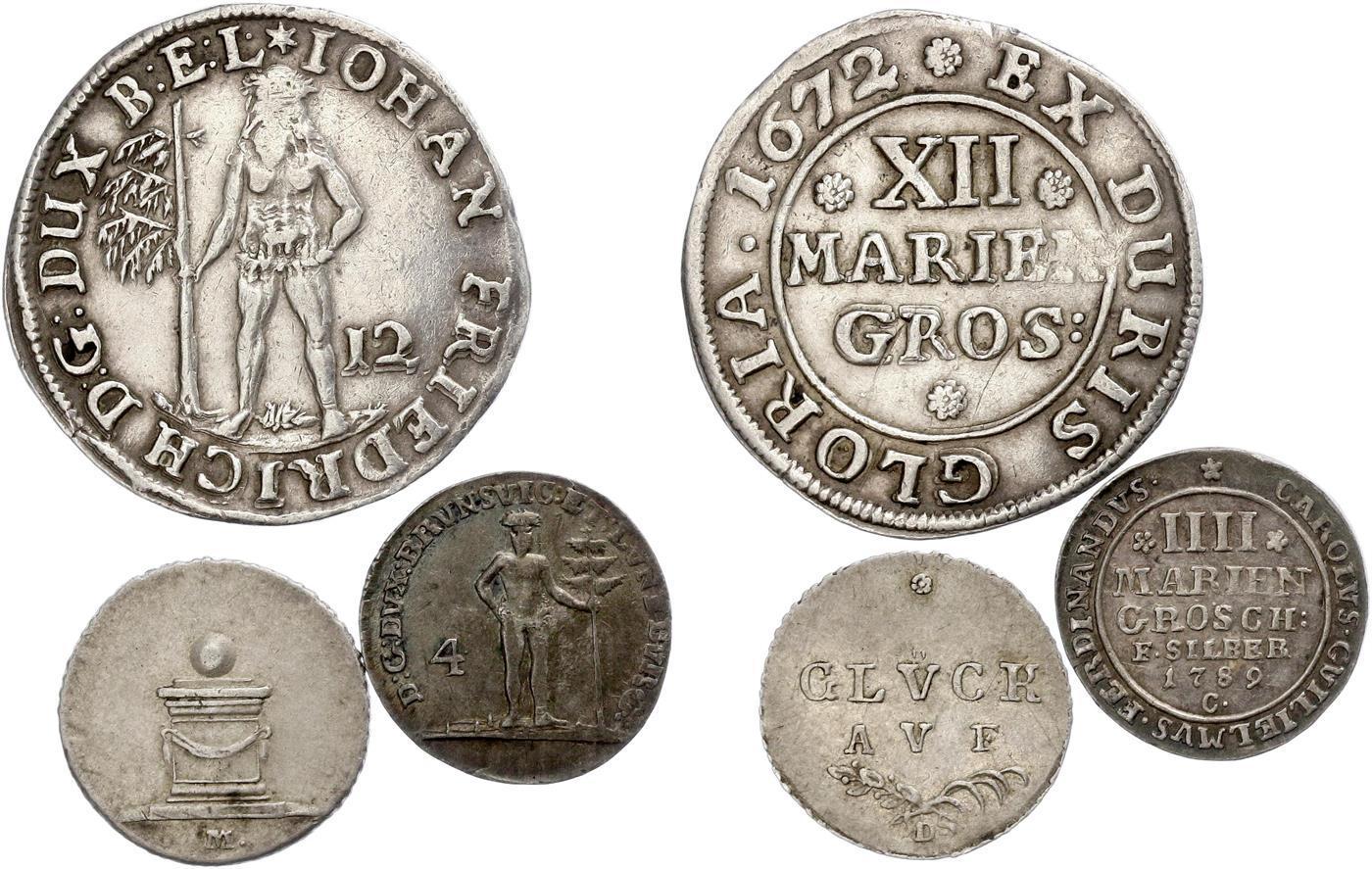 Numisbids Wag Online Ohg Auction 93 Lot 1279 Deutsche Münzen Bis