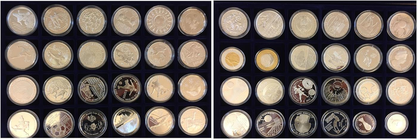 Numisbids Wag Online Ohg Auction 98 Lot 516 Silbermunzen